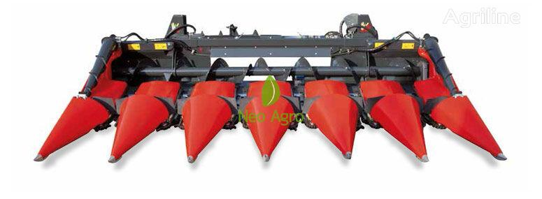 new CAPELLO QUASAR F6 corn header