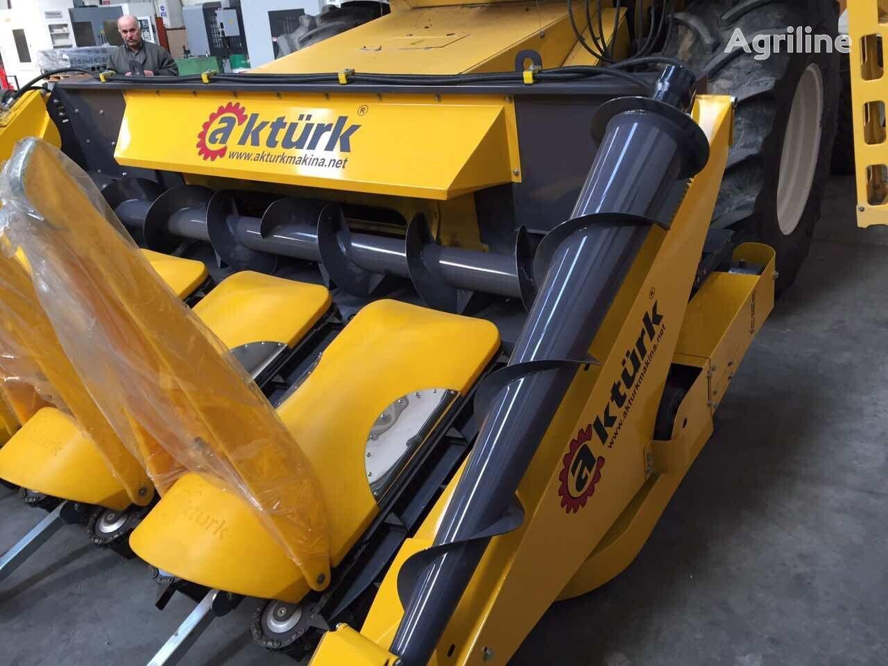 new Dominoni Akturk Makina corn header