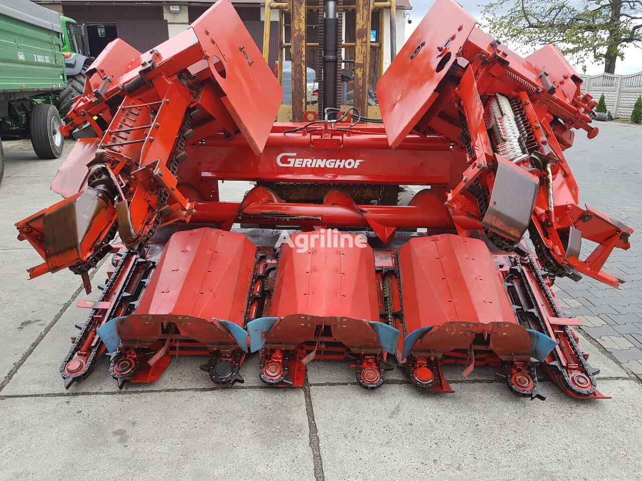 GERINGHOFF Pc 6/75 corn header