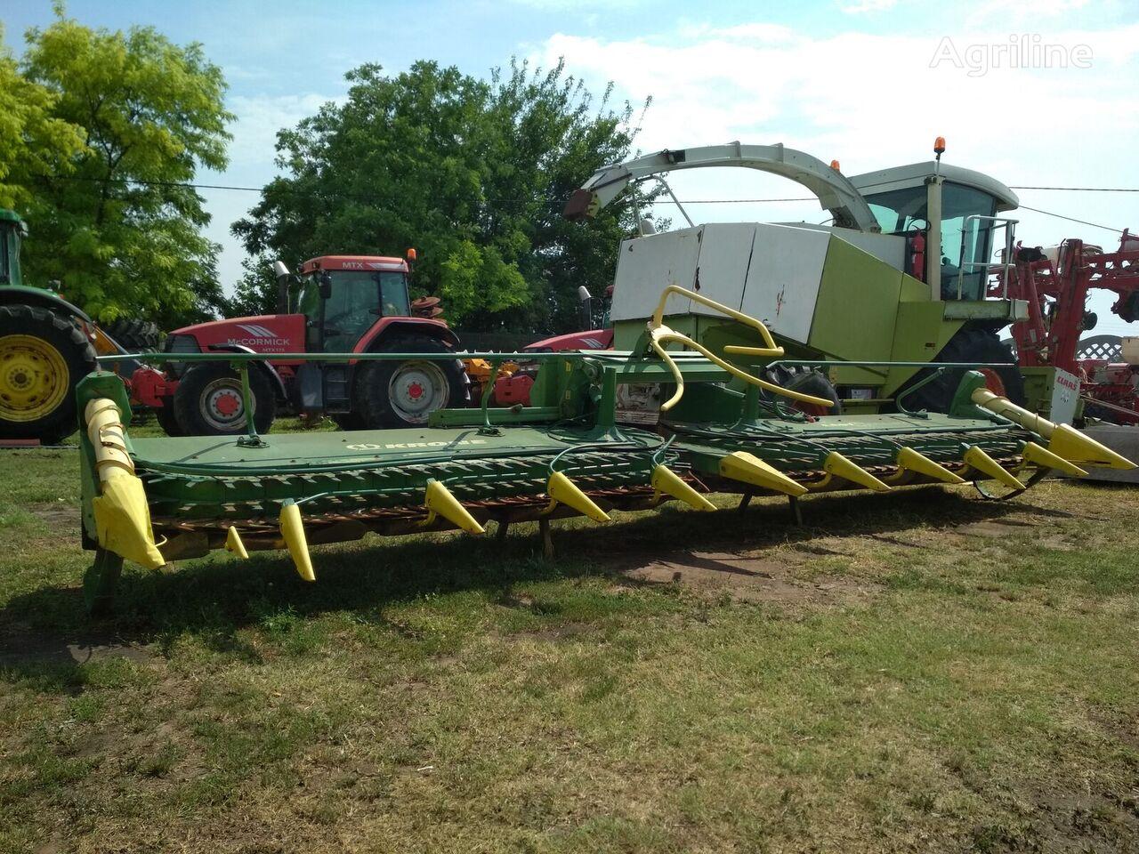 KRONE Easy Collect 7500  corn header