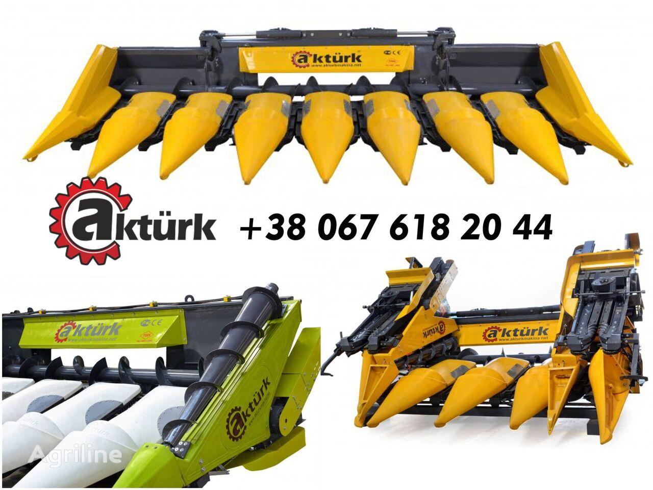 new NEW HOLLAND Zhatka kukuruznaya Akturk Aktyurk, Akturk  corn header