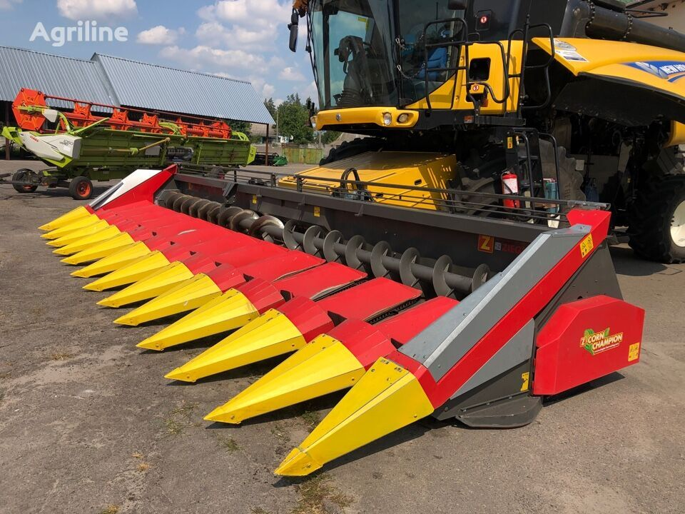 ZIEGLER CC12S corn header