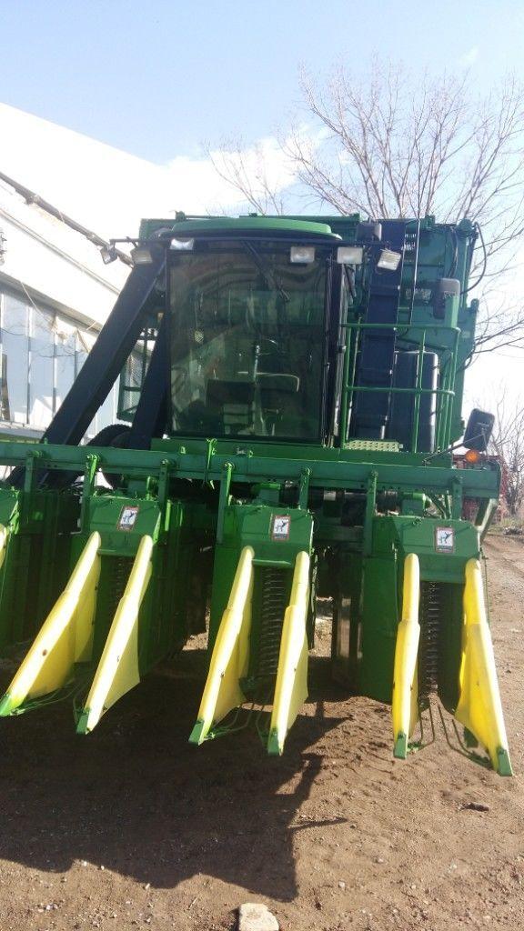 JOHN DEERE 9965 za pamuk cotton harvester