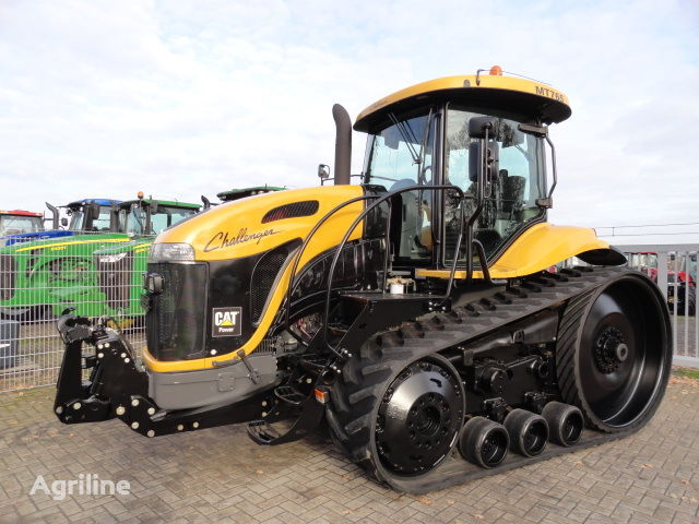 CHALLENGER MT 765 crawler tractor