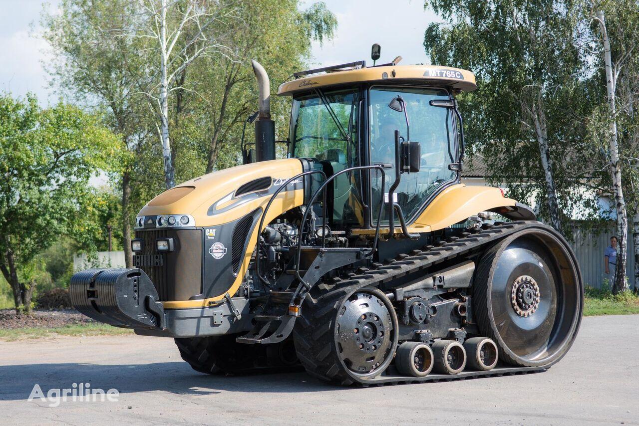 CHALLENGER MT 765 C crawler tractor