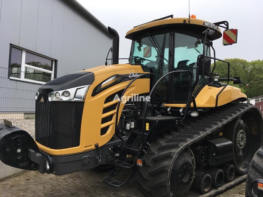 new CHALLENGER MT 775 E-Serie crawler tractor