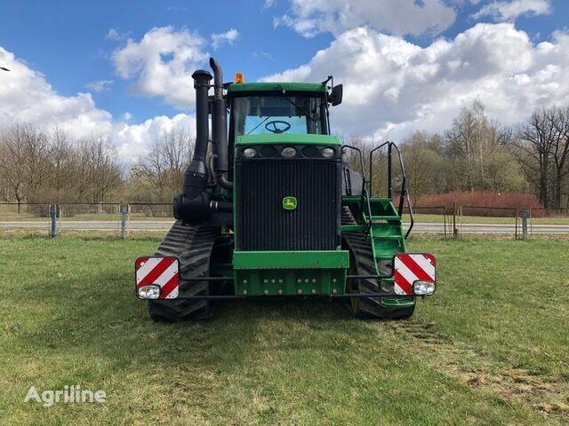 JOHN DEERE 9520 T crawler tractor