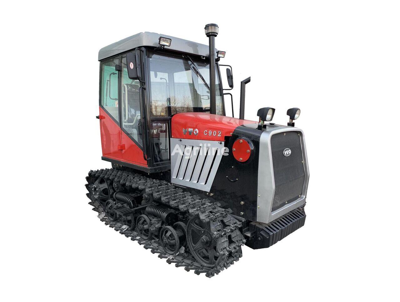 new YTO C-902 crawler tractor