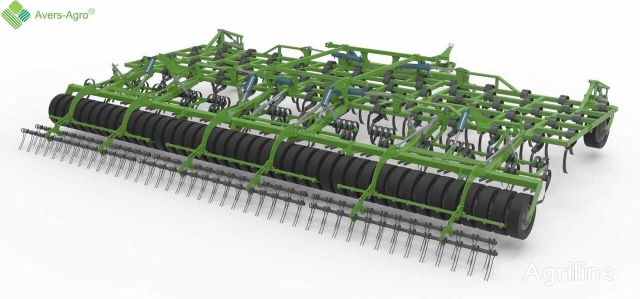 new Avers-Agro Kultivator poverhnostnoy i sredneglubinnoy obrabotki Green Till cultivator