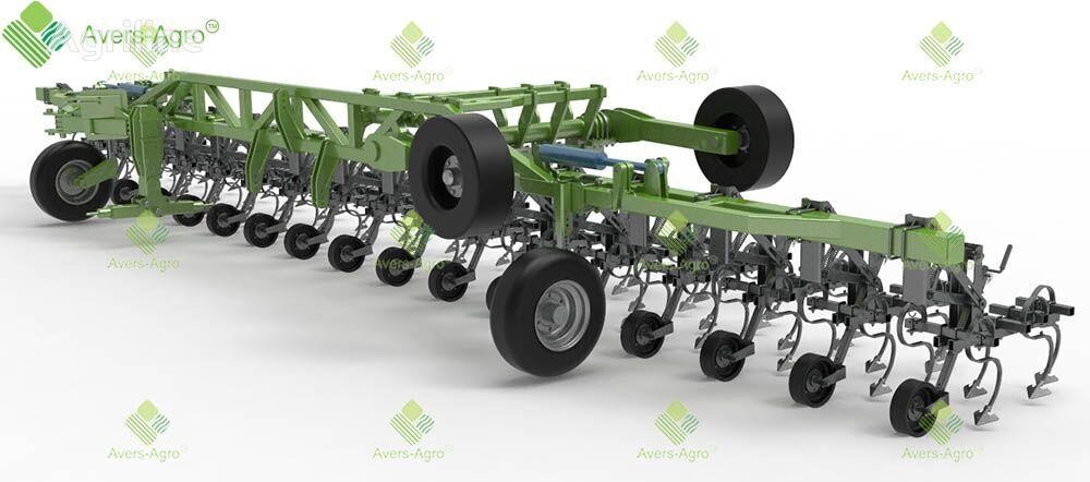 new Avers-Agro Kultivator propashnoy Green Razor 11,2m cultivator