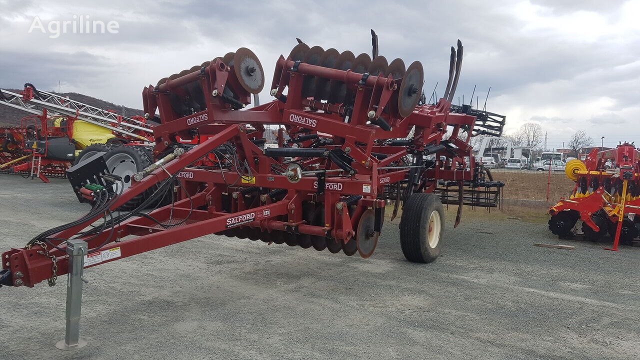 Salford CT9715 cultivator