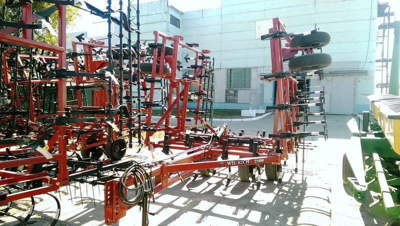 WIL-RICH 2800 8 i 9metrov NOVYY Katki cultivator