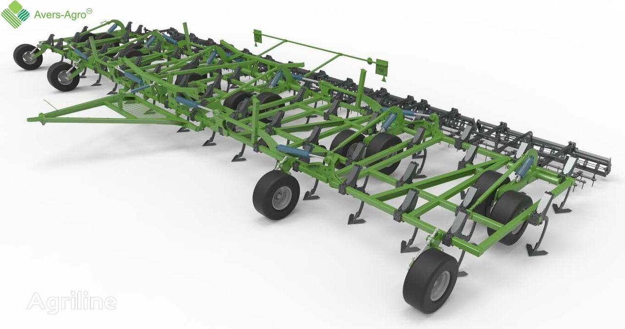 new sploshnoy obrabotki Green Field 12,3 m cultivator