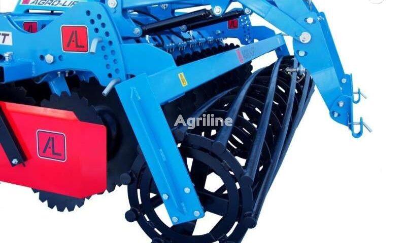 new AGRO-LIFT Lekštinis skutikas sėjamajai, soil preparation / culti disk harrow