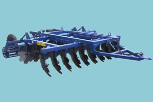 new AGROREMMASH AGD  3, 5N disk harrow