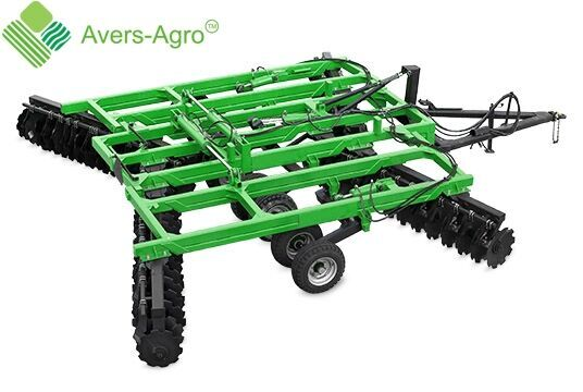 new Avers-Agro disk harrow