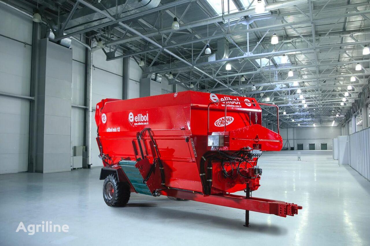 new ELİBOL 2021 feed mixer