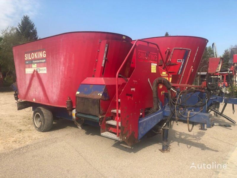 SILOKING DUO 12 feed mixer