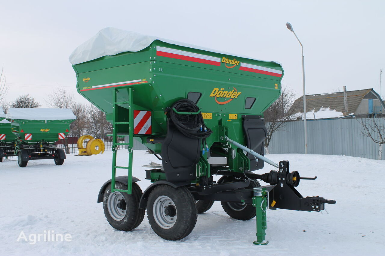new Donder CGSA - TT fertiliser spreader