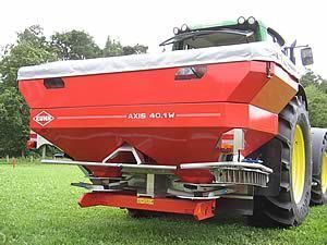 KUHN AXIS 40.1 fertiliser spreader