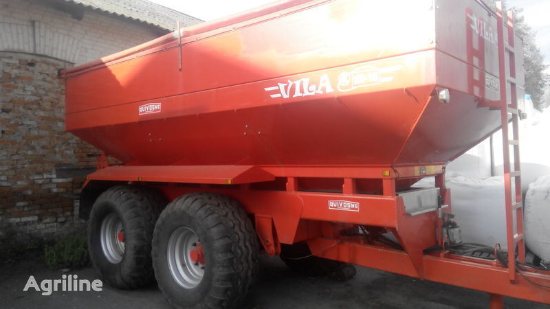 QUIVOGNE SV-15 fertiliser spreader
