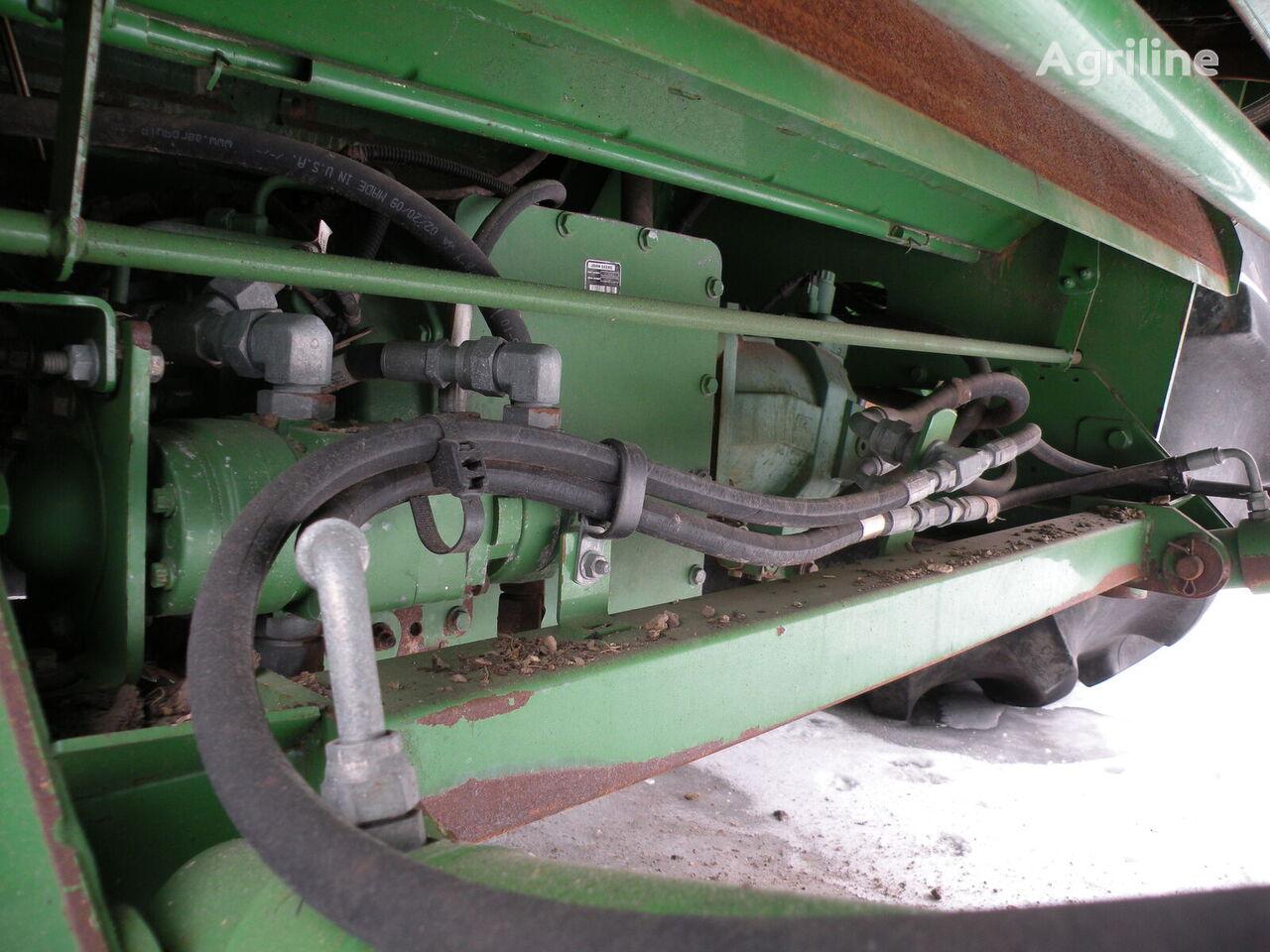 RAUCH AXIS H 30.1 EMC + W fertiliser spreader