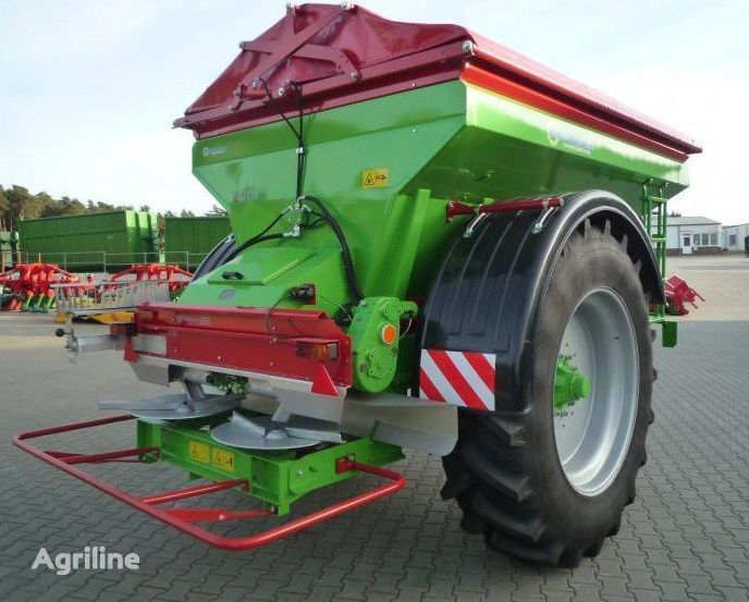 UNIA MXL 7500 fertiliser spreader