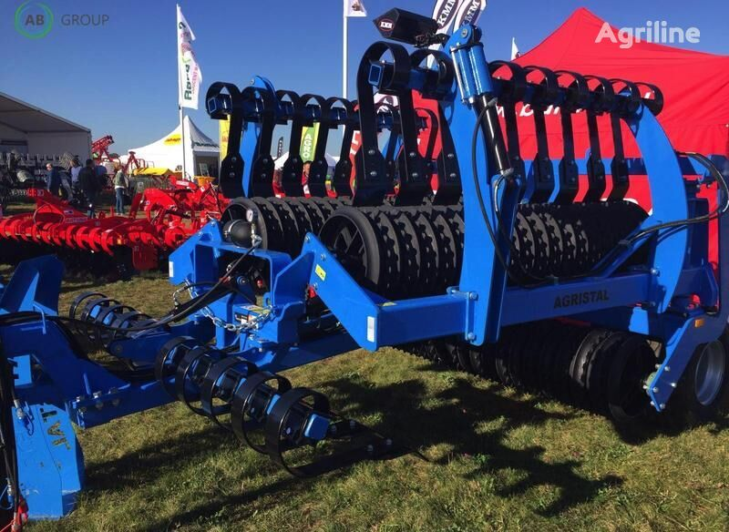 new AGRISTAL field roller