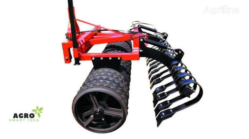 new AGRO-FACTORY Cambridge Walze 3m / Ackerwalze / UNIVERS 3M Soil Cultivation Ro field roller