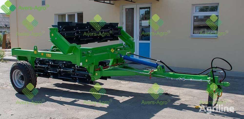 new Avers-Agro Katok izmelchitel Shredder L60.470V vodonalivnoy (barabany diam field roller