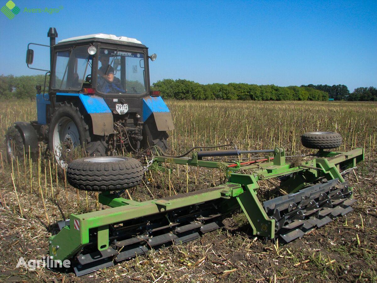 new Avers-Agro Katok izmelchitel Shredder L60.550W karkasnyy (barabany diametr field roller