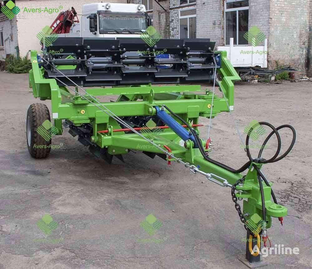 new Avers-Agro Katok izmelchitel Shredder L90.470W karkasnyy (barabany diametr field roller