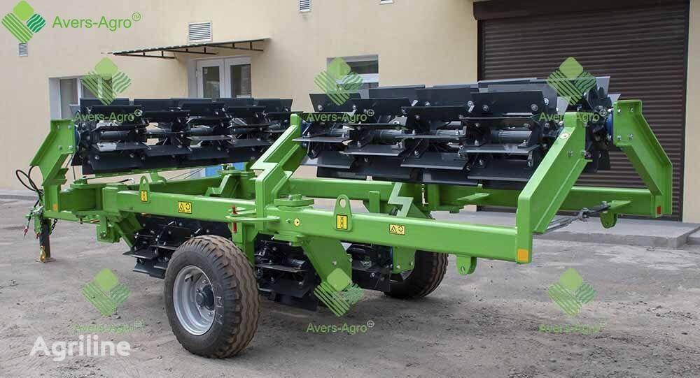 new Avers-Agro Katok izmelchitel Shredder L90.550W karkasnyy (barabany diametr field roller