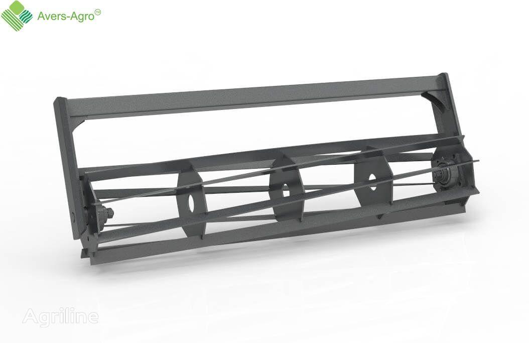 new Avers-Agro Katok odinarnyy dlya kultivatora 1,5m field roller