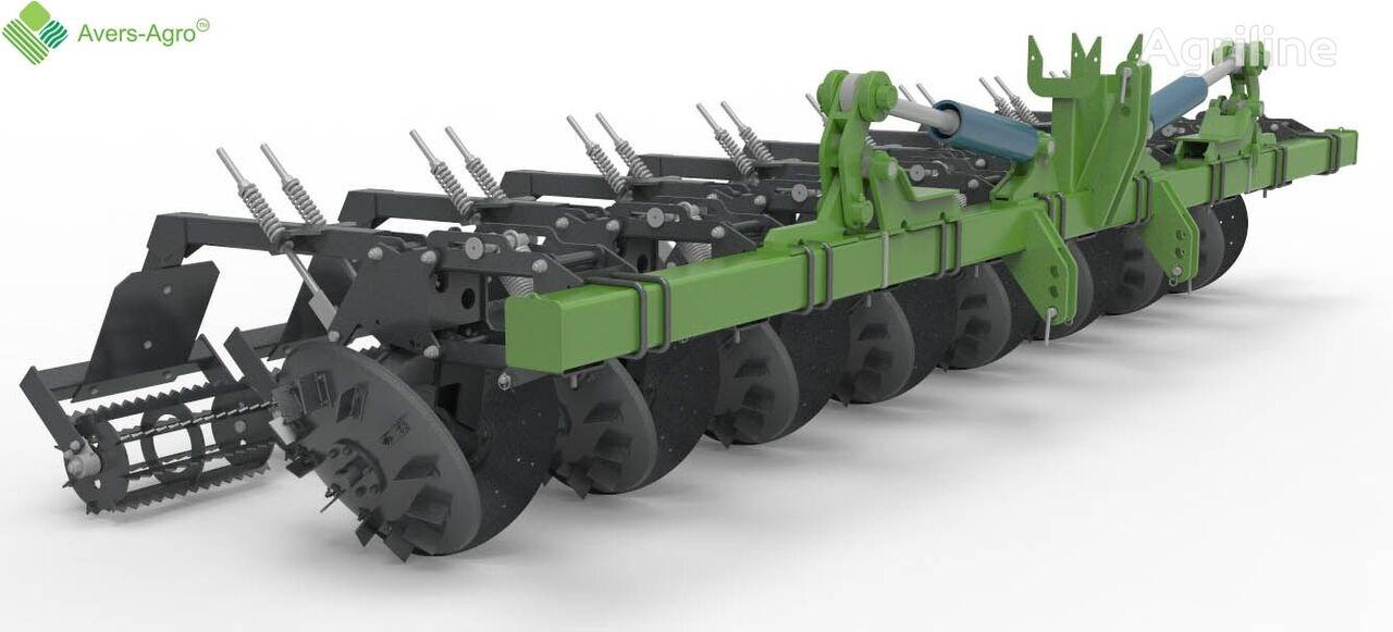 new Avers-Agro Korchevatel Corn Killer 10,9 m field roller