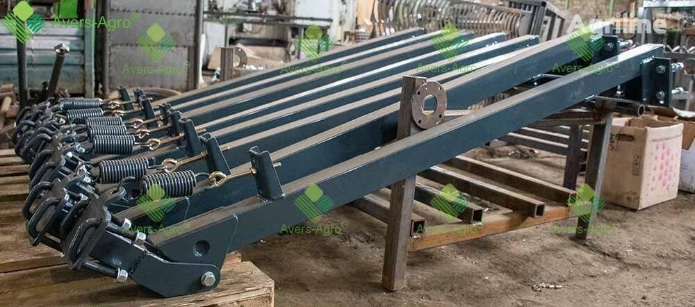 new Avers-Agro Kronshteyn pod katok bolshoy field roller