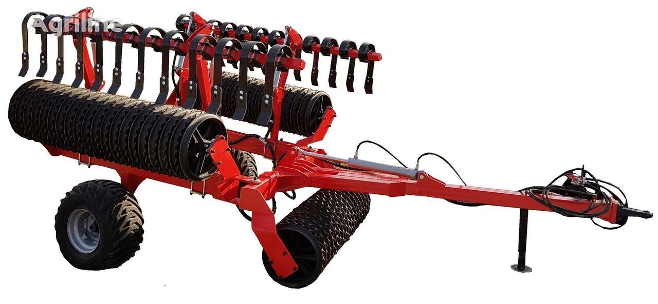 new Awemak Pre-sowing Cambridge roller - 4,5 m ! Ocassion! / Cambridge vor  field roller