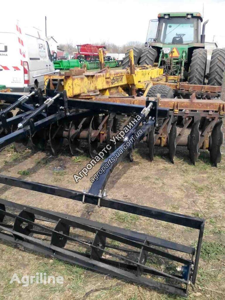 new FREGAT field roller