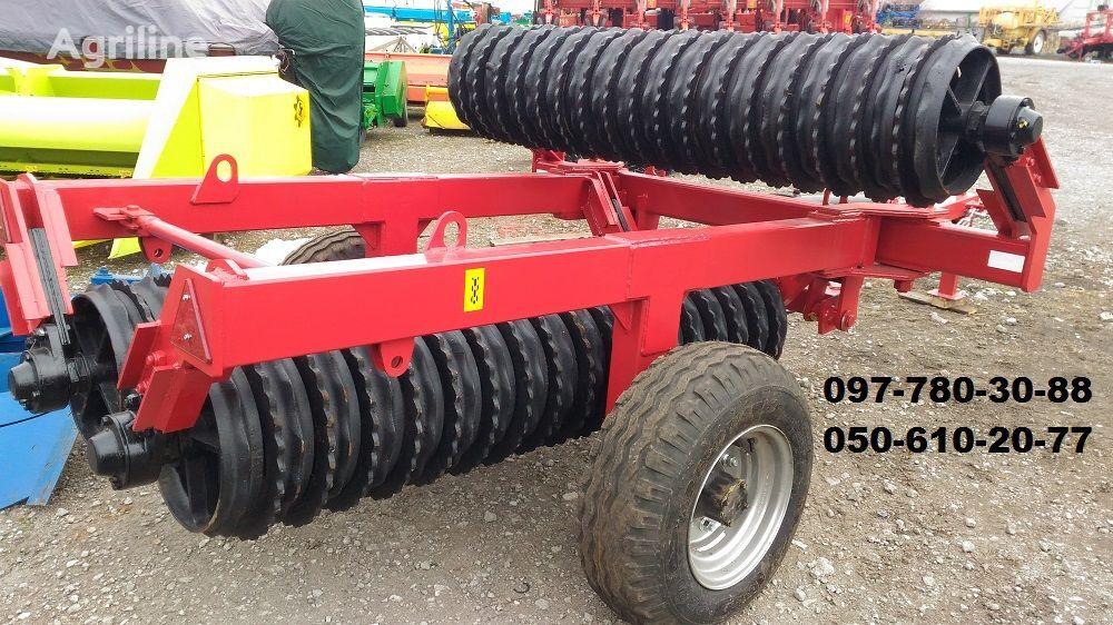 UMANFERMMASH kolchato-zubchatiy KZK-6 field roller