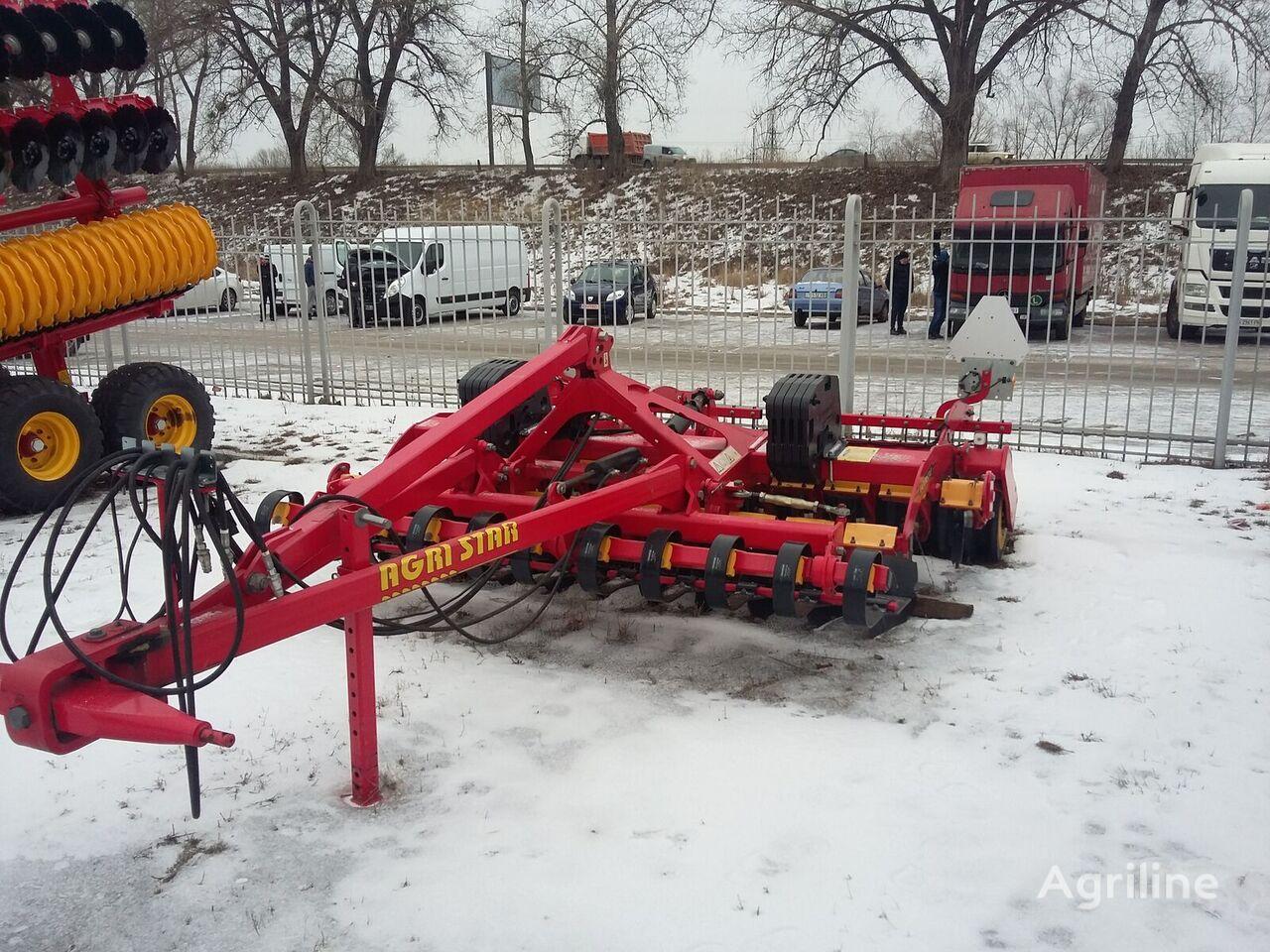 VÄDERSTAD CR 300 field roller