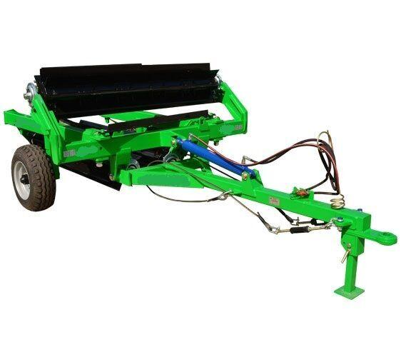 new PT-6 NOVYY field roller