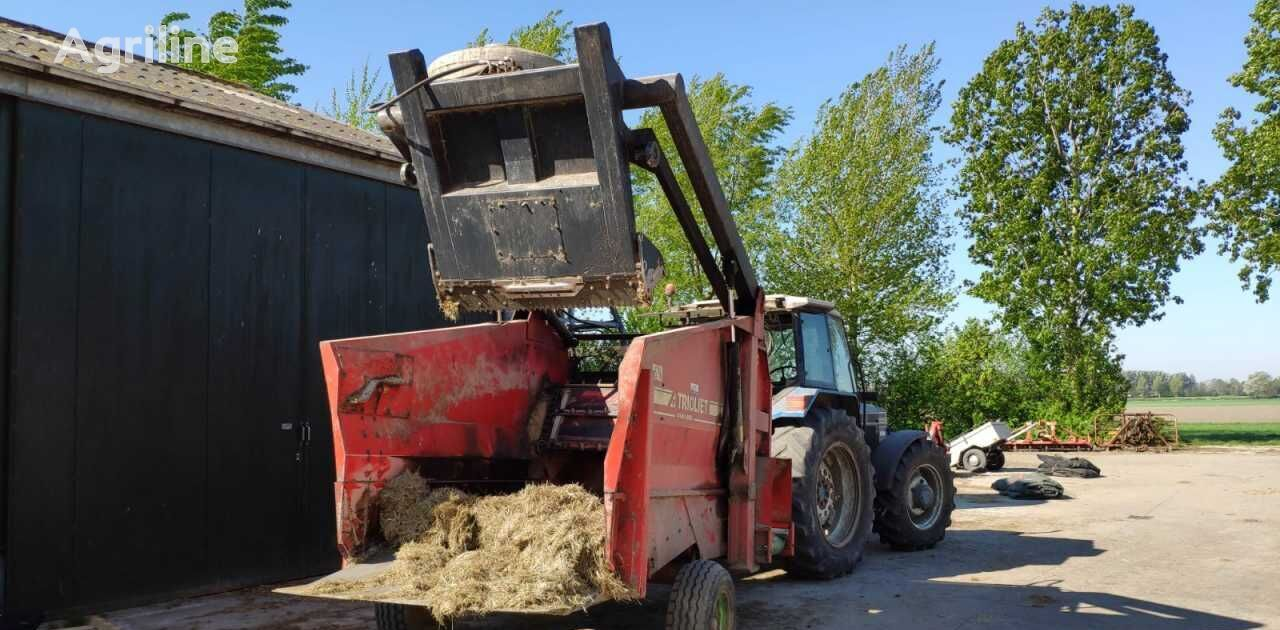 TRIOLIET UKW5000 forage equipment
