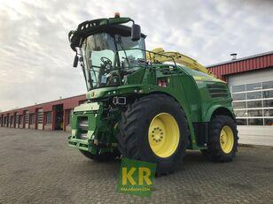 new JOHN DEERE 8500i forage harvester