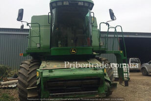 JOHN DEERE 9640 i WTS forage harvester