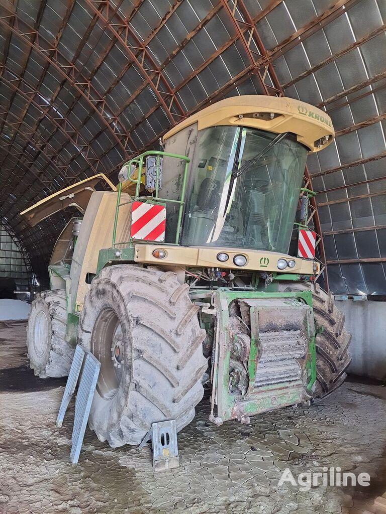 KRONE Big X 700 forage harvester