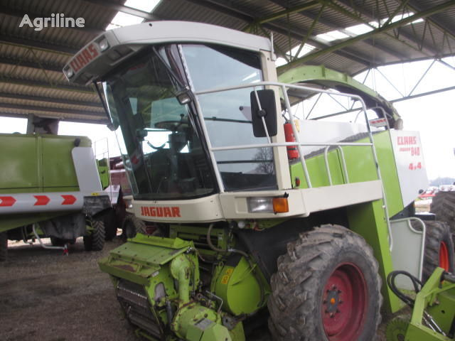 CLAAS JAGUAR 840 4x4 forage harvester