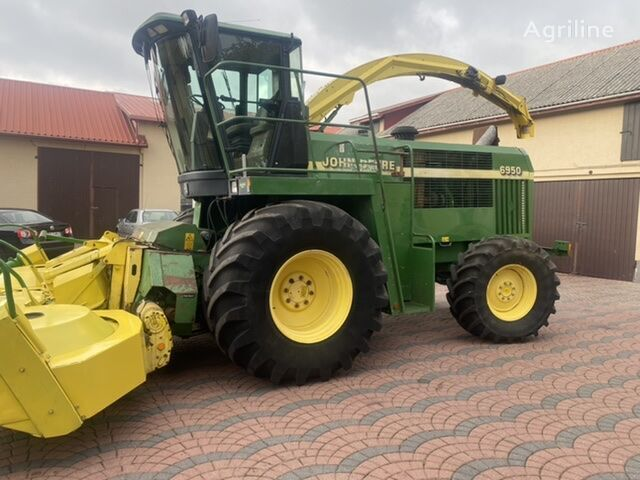 JOHN DEERE 6950 forage harvester
