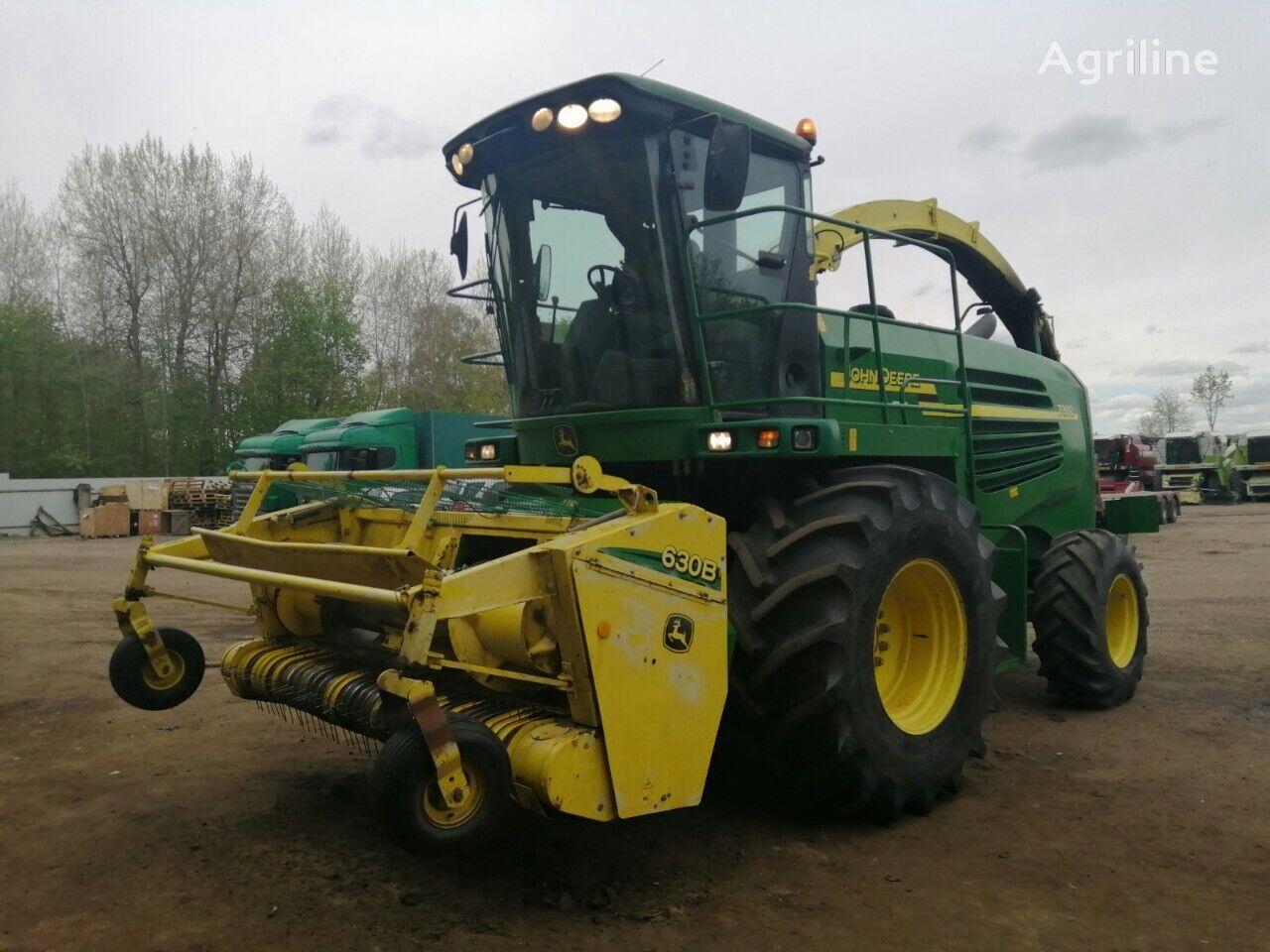 JOHN DEERE 7300 forage harvester