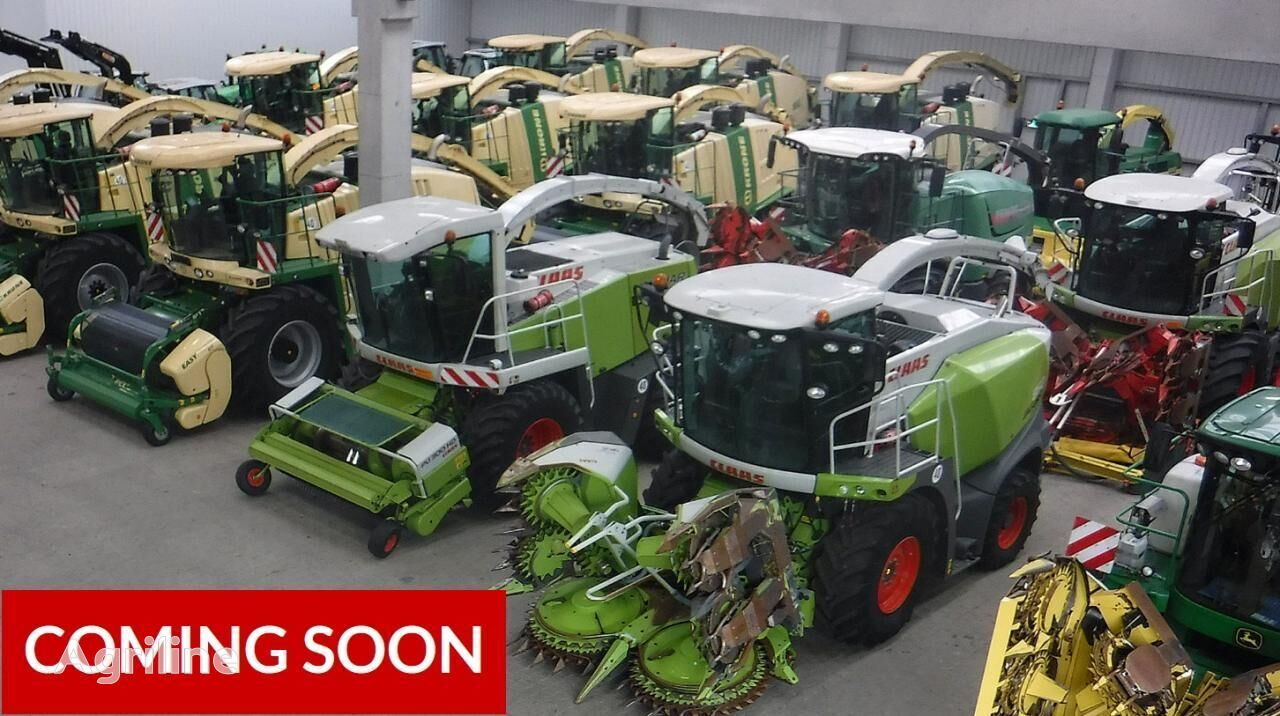 KRONE BIG X 1100 forage harvester