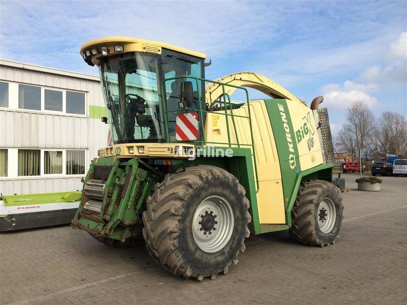 KRONE Big X V8 forage harvester